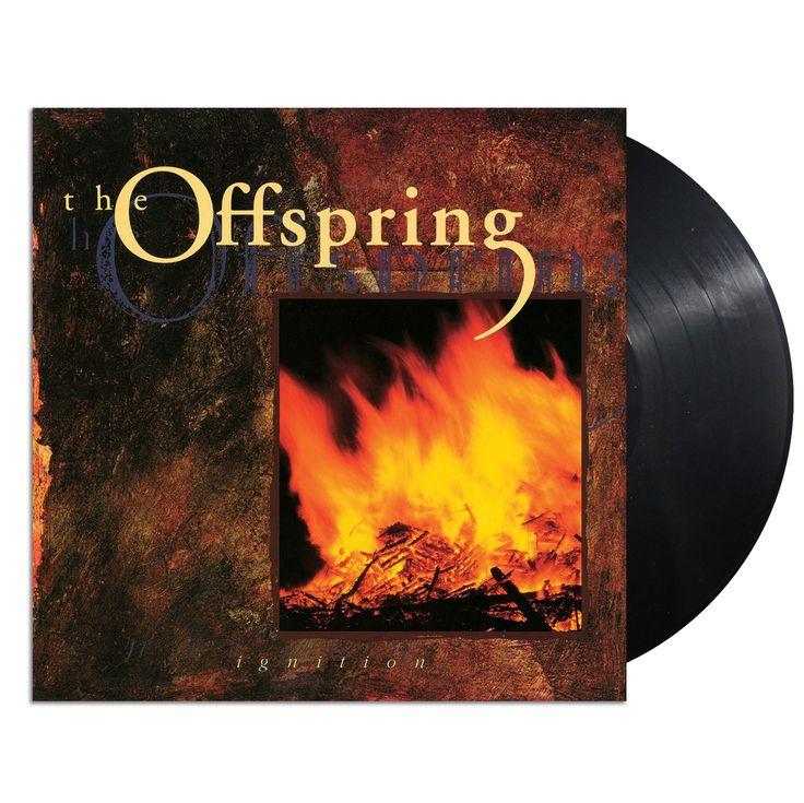 Lazy Labrador Records - The Offspring · Ignition · Vinyl LP Black Remastered, $21.49 (http://lazylabradorrecords.com/the-offspring-ignition-vinyl-lp-black-remastered/)