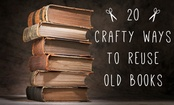 20 Upcycled Book Crafts (Page 2) | Care2 Healthy Living