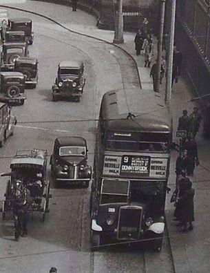 Grafton Street Dublin 1946