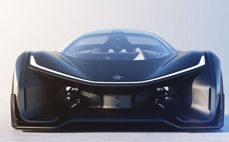 Se cuida, Tesla! Faraday Future mostra plataforma e carro insanos na CES - TecMundo