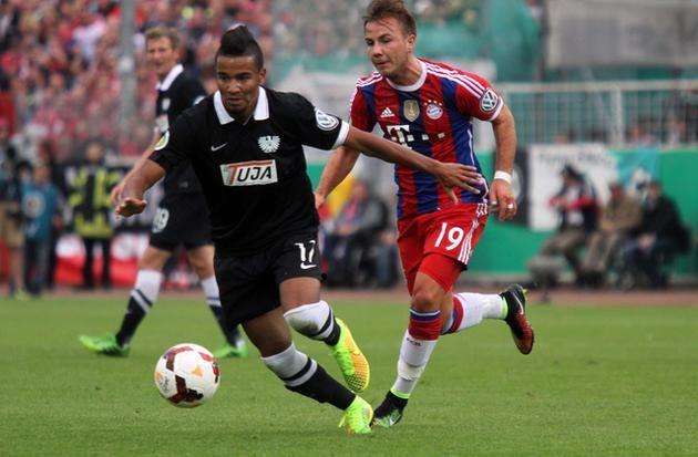 Liveticker zum Pokalknüller: Preußen Münster verliert gegen Bayern München 1:4
