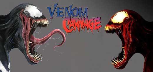 Venom devra affronter Carnage dans le futur film de Marvel, ce film lié à un autre projet Silver and Black, tout ça dans l'univers cinématographique Marvel, maais un autre MCU actuel.