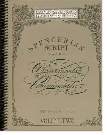 17 Best Images About Spencerian On Pinterest Scripts