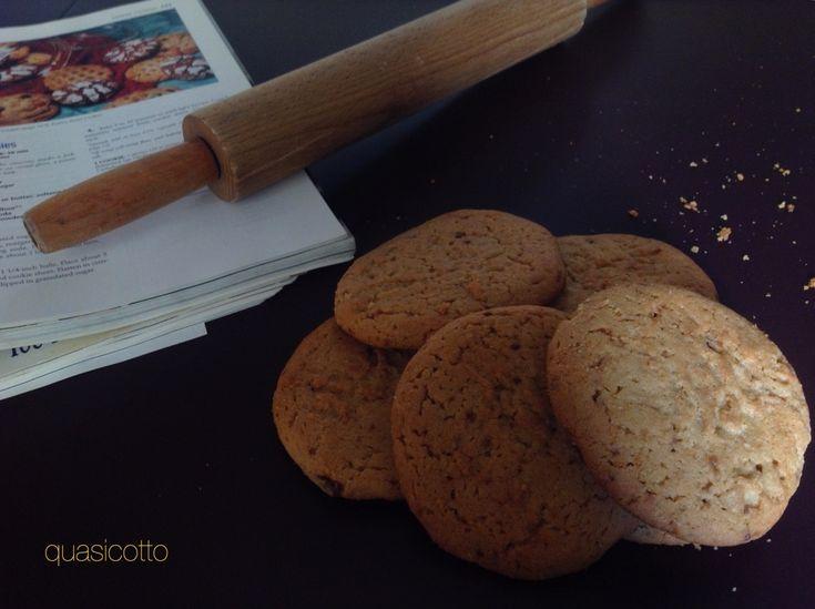 Biscotti al burro di arachidi, la ricetta originale americana