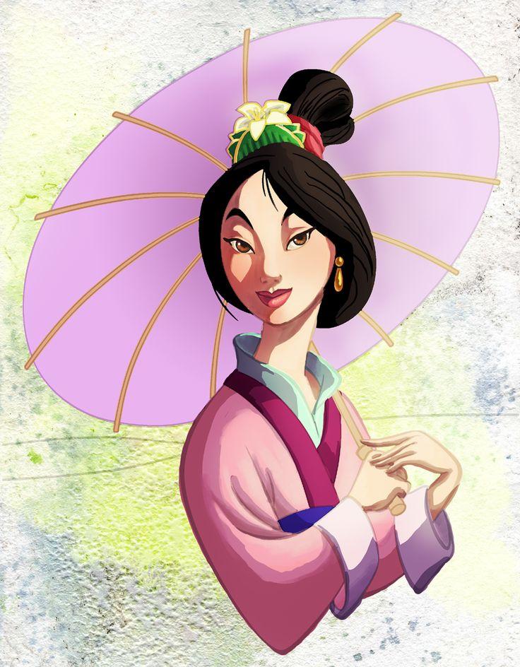 Best 25 mulan ii ideas on pinterest watch mulan mushu - Princesse mulan ...