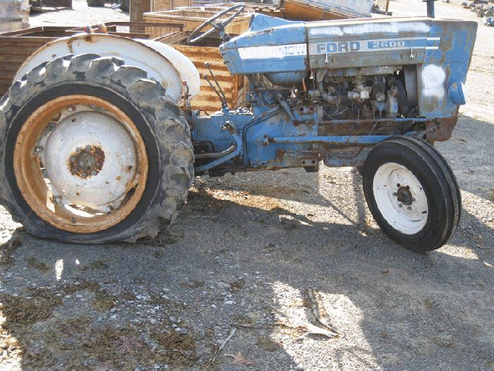 this tractor has been dismantled for ford 2600 tractor parts  #ford #tractor  #parts | used ford tractor parts - tractor salvage | tractor parts, tractors,
