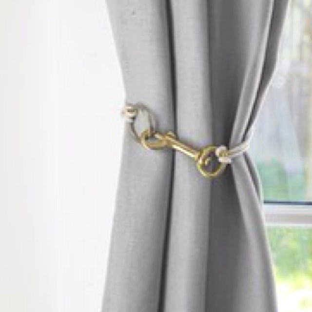 Tie Back Kitchen Curtains: 107 Best What To Do With Windows! Images On Pinterest