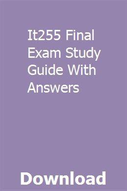 Physics final exam study guide answers pdf