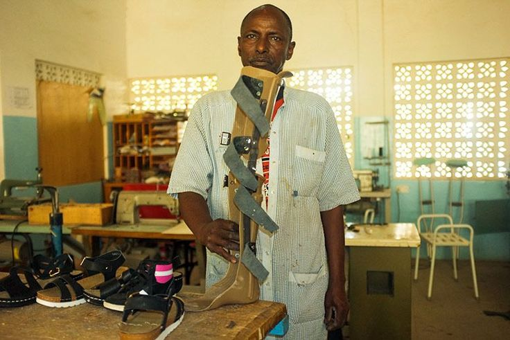 Out of Somalia's Civil War Rises a Disability Center Turning Lives Around | TakePart