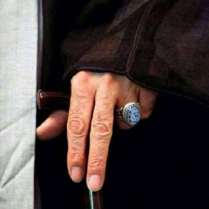 Sayed Ali Khamenei Your Hand Is Most Beautiful Www Khamenei Ir