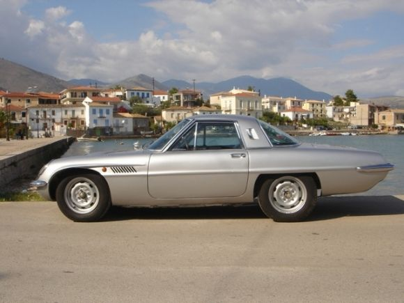 1967 Mazda Cosmo 110S Sport For Sale in Greece