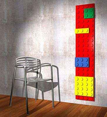 LEGO Radiator for Snap Together Heating