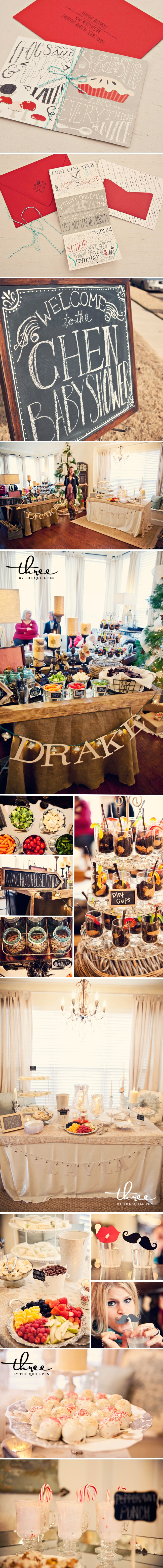 238 best Baby Showers images on Pinterest