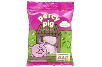 Low calorie snacks - Three Marks & Spencer Percy Pig sweets - goodtoknow