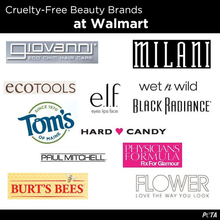 Cruelty-Free Beauty Brands at Walmart! Including Drew Barrymore's @flowerbydrew and many more!