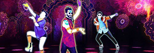 """Just #Dance #2017 Just #Dance #2017 for PlayStation 4 system is the newest version of the world's #1 #dance game! Use your phone to control your movements. No PlayStation Camera required! The free Just #Dance Controller app scores your #dance moves. Features the hottest hits of the year including """"Let Me Love You,"""" by DJ Snake ft. Justin Bieber*, """"Into You,"""" by Ariana Grande, """"Cheap Thrills,"""" by Sia ft. Sean Paul, """"Lean On,"""" by Major Lazer and DJ Snake ft. MO, """"Can't Feel My"""