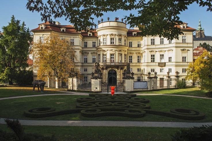 Praha - Lobkovický palác #prague #praha #czechrepublic #wandering #wanderlust #ceskarepublika