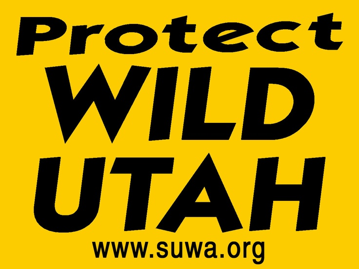 Image result for protect wild utah