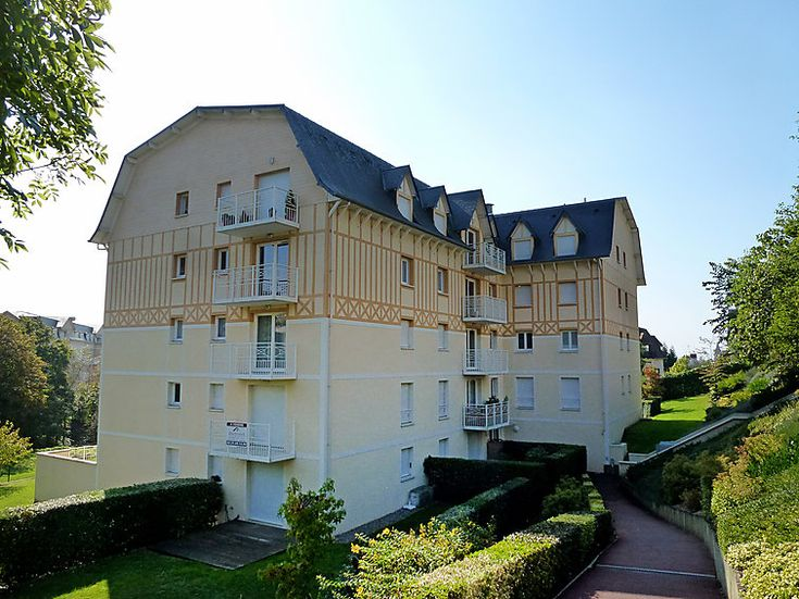 Location Deauville-Trouville Interhome, location Appartement Vallon 2 Deauville-Trouville prix promo Interhome 554,00 €