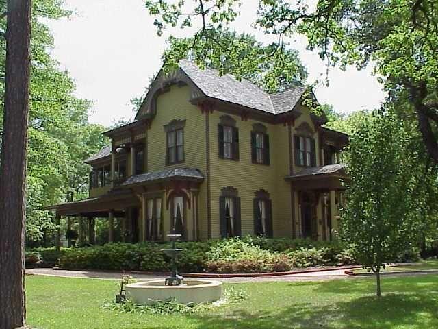 Bonner Whitaker Mccclendon House 1878 Eastlake