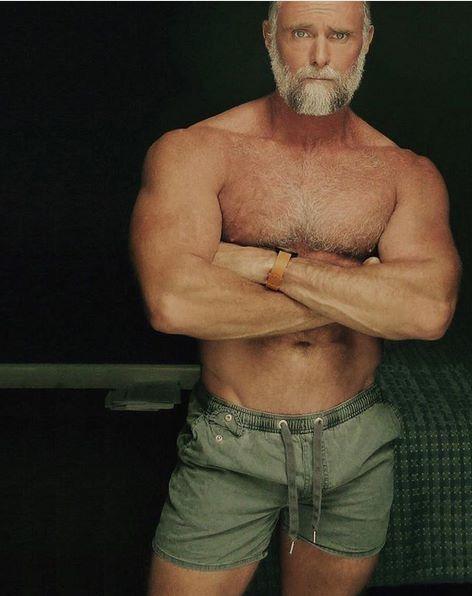 Hairy gay men over 50