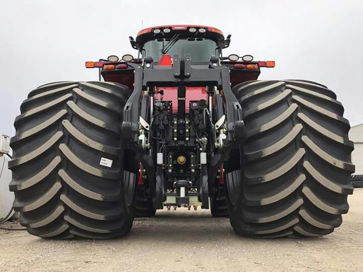 CASE IH STEIGER 470 HD FWD