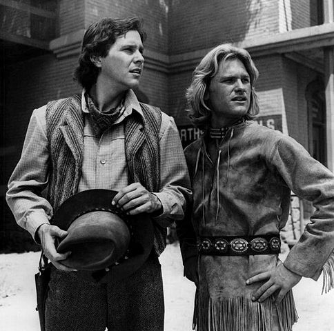 Tim Matheson | File:Tim Matheson Kurt Russell The Quest 1976.JPG - Wikimedia Commons