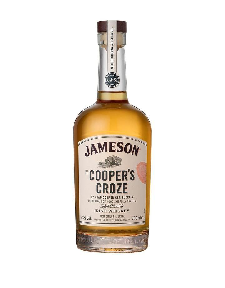 Jameson Cooper's Croze - The Whiskey Makers Series   Buy Online or Send as a Gift