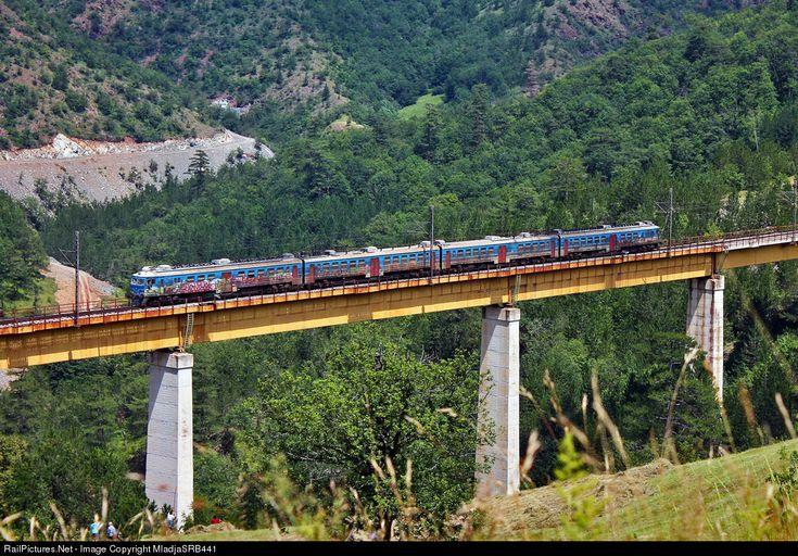 RailPictures.Net Photo: 412 ZS - Zeleznice Srbije 412 at Zlatibor, Serbia and Montenegro by MladjaSRB441