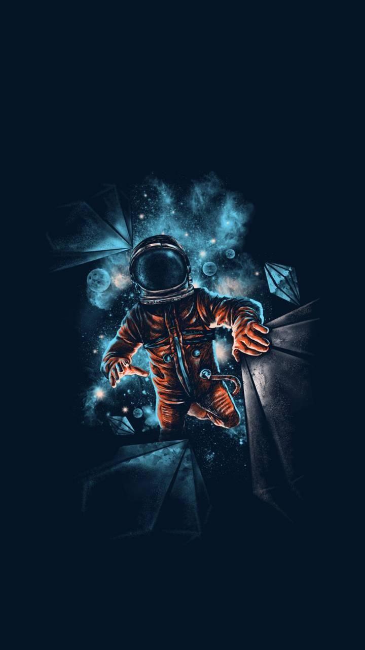 Space Man Astronaut Wallpaper Wallpaper Space Astronaut Art