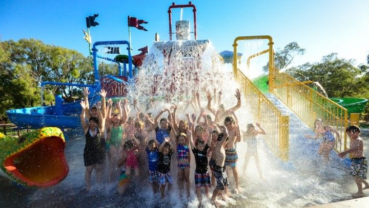 Get Wet H20 Waterplay now open at Xscape at the Cape Fun Park!