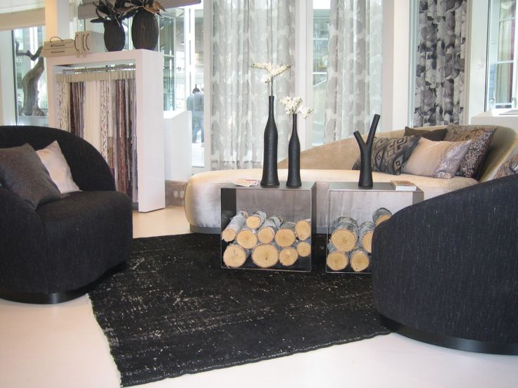 Kobe Showroom Munich #kobefabrics #upholstery #curtains #design #interior