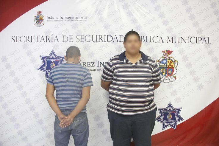 Arrestan en Juárez a chófer de ruta y su ayudante por bajar a golpes a pasajero   El Puntero