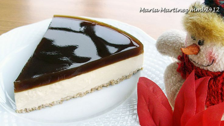 This Coffee Cheesecake is so creamy and delicious you won't believe it's sugar free, fat free and low carb. Dukan diet, Attack phase
