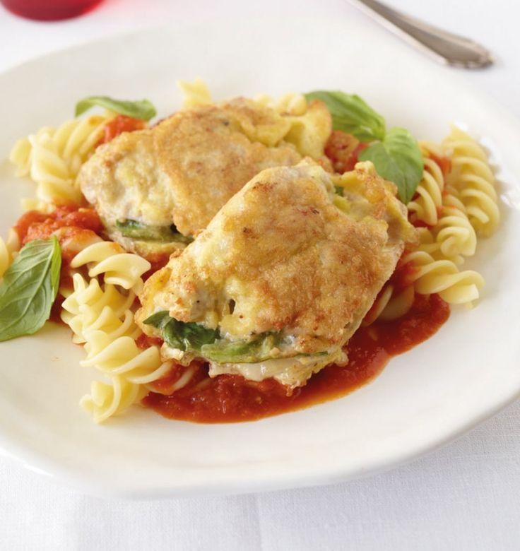Rezept für Gefüllte Piccata milanese bei Essen und Trinken. Und weitere Rezepte in den Kategorien Eier, Gemüse, Getreide, Käseprodukte, Kräuter, Milch + Milchprodukte, Nudeln / Pasta, Schwein, Hauptspeise, Braten, Italienisch, Einfach, Schnell.