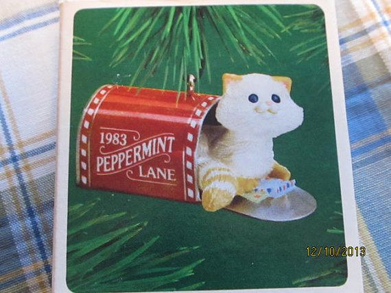 373 best hallmark christmas ornaments images on Pinterest ...