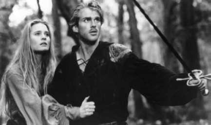 SOPA DE LETRAS... para liberar la mente: La princesa prometida: libro vs película