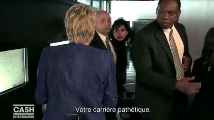 """Rachida Dati à Elise Lucet """"Votre carrière est pathétique"""" - Cash invest..."""