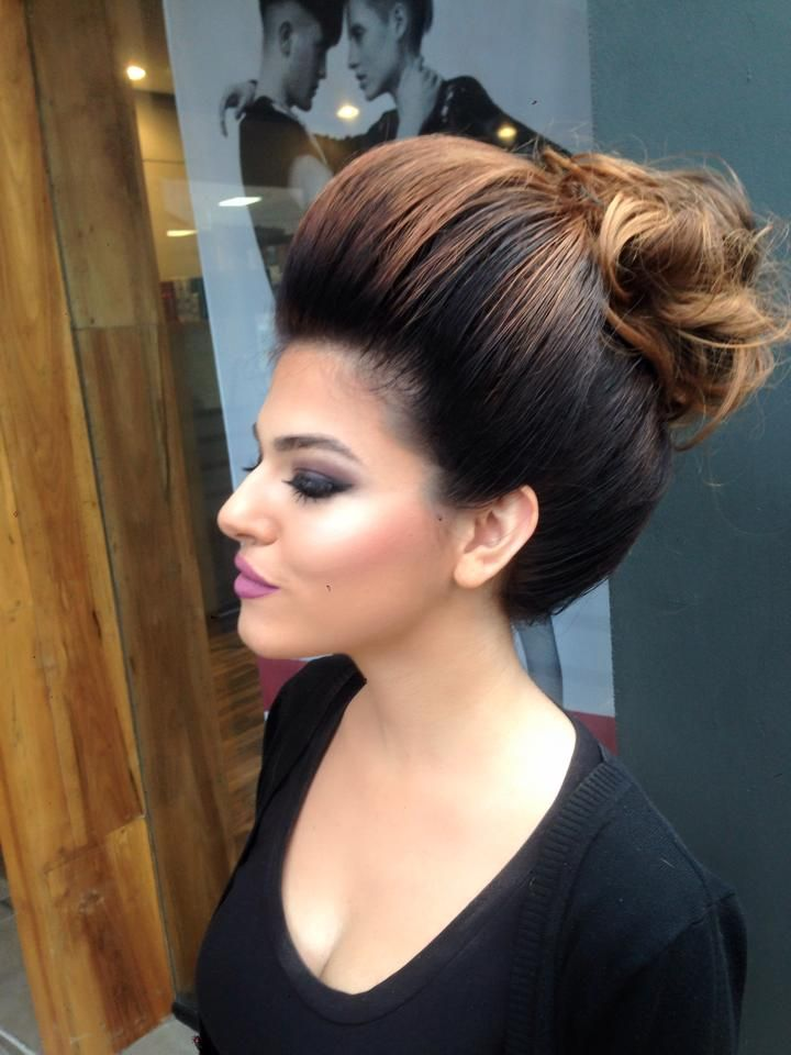 24 Best Gibson Updo Images On Pinterest Chignons Hair Dos And