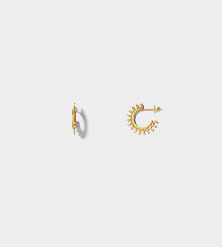 LINE&JO - Miss Gold Echa Earring