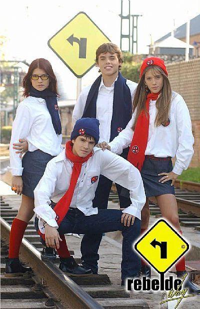 Es una telenovela argentina. Se emitió por 1 año. La serie sigue las vidas de los estudiantes ricos de Buenos Aires.