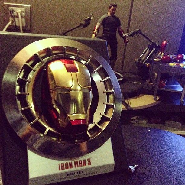 iron man MK42 Mouse