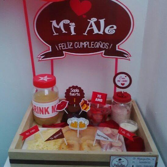 25 unique cajas para desayunos sorpresa ideas on for Sorpresas para aniversario