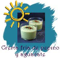 Cremas y Sopas Frías para el Verano - Come conmigo el blog de Palmira