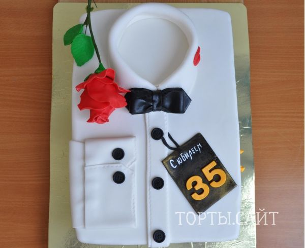 Торт для мужчины к 35-летию категории торты для мужчин на День ...