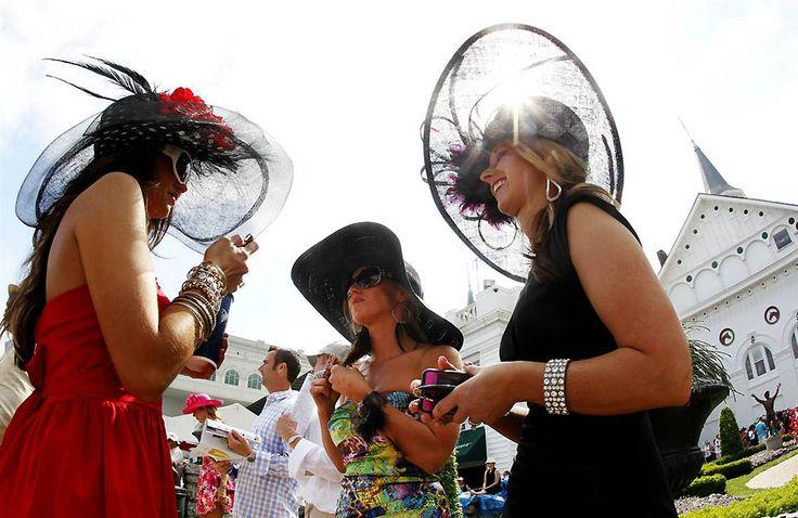 kentucky derby | Les chapeaux du Kentucky Derby Chapeau Kentucky Derby 12 – Tuxboard