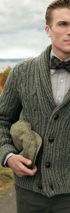 Knitted fashion lbv