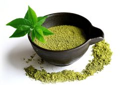Thé vert #tea #green #nature #cosmetic