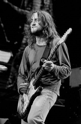 John Frusciante - Red Hot Chili Peppers - By L.I.