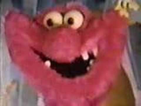 monster munch 80s British TV Advert